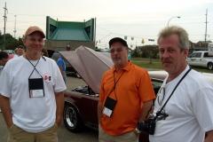 Co-vention 2009 Andy Gould, Mark Henderson,& Ken Godfrey