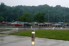 Co-vention 2009 rain