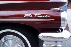 1960 El-Ponco 60 Pontiac made into a pickup, neat