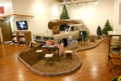 Neat Display In Pontiac Museum