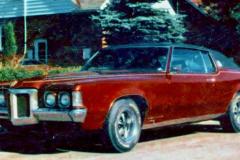 Keith Wallbank  Cambridge, Ontario, CA  69 J, AM w rear speaker,rear window defogger, remote mirror,