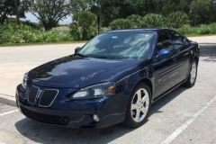 Jeffrey Kleinberg New York, NY 2008 Grand Prix GXP low miles original owner