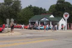 Historic Becker Texaco Station in Dwight Ill
