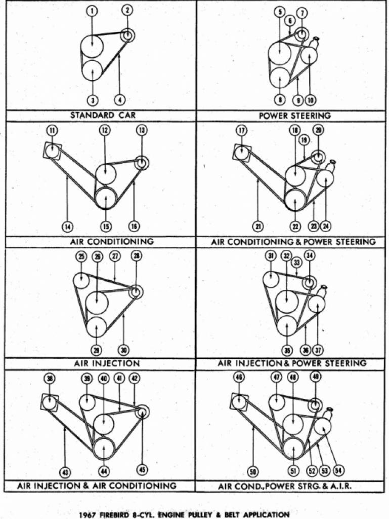 pontiac timing covers pulleys acc brackets grand prix chapter rh grandprixchapter com Pontiac Vacuum Diagram Pontiac Vacuum Diagram