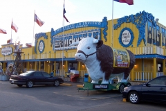 Big Texan steak house Amarillo,TX