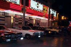 Preferred parking again in down town Las Vegas