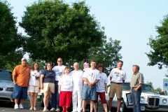 Pontiac, IL Kick off group photo